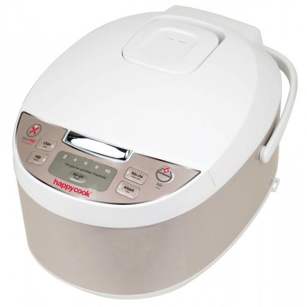 Nồi cơm điện tử đa năng 1.8 lít Happy Cook Primo HCJ-180SD - 3462531 , 801463721 , 322_801463721 , 1639000 , Noi-com-dien-tu-da-nang-1.8-lit-Happy-Cook-Primo-HCJ-180SD-322_801463721 , shopee.vn , Nồi cơm điện tử đa năng 1.8 lít Happy Cook Primo HCJ-180SD