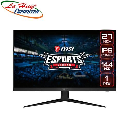 [Mã ELMS5TR giảm 5% đơn 5TR] Màn hình Gaming MSI Optix G271 IPS FullHD 144Hz
