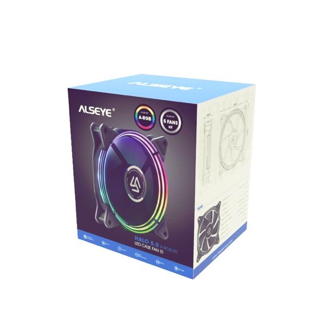 FAN LED RGB ALSEYE Halo 5.0 Chính hãng Giá chỉ 330.000₫