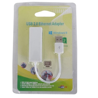 Dây Cáp Definitecence Chuyển Đổi USB Sang RJ45 Ethernet / USB Sang LAN RHF 1081A