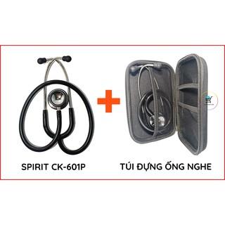 [FOLLOW GIẢM 10K ] COMBO ống nghe Spirit CK-601P + Túi Đựng Ống nghe Spirit tại TÔI HỌC SHOP thumbnail