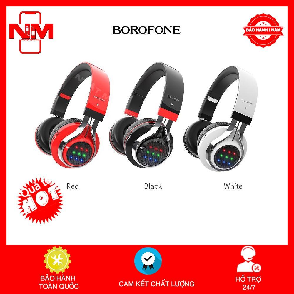 ✔️✔️CHÍNH HÃNG✔️✔️Tai Nghe Bluetooth Borofone B08.