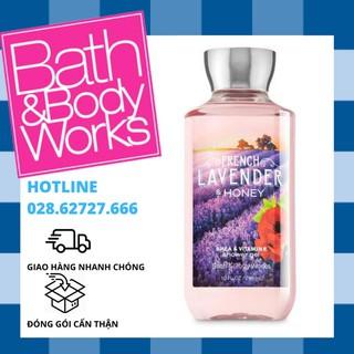 Sữa tắm Bath & Body Works - French Lavender & Honey Shower Gel (295ml) thumbnail