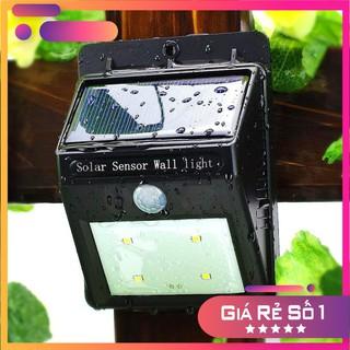 Đèn năng lượng cảm biến Solar Sensor Wall Light 20 LED