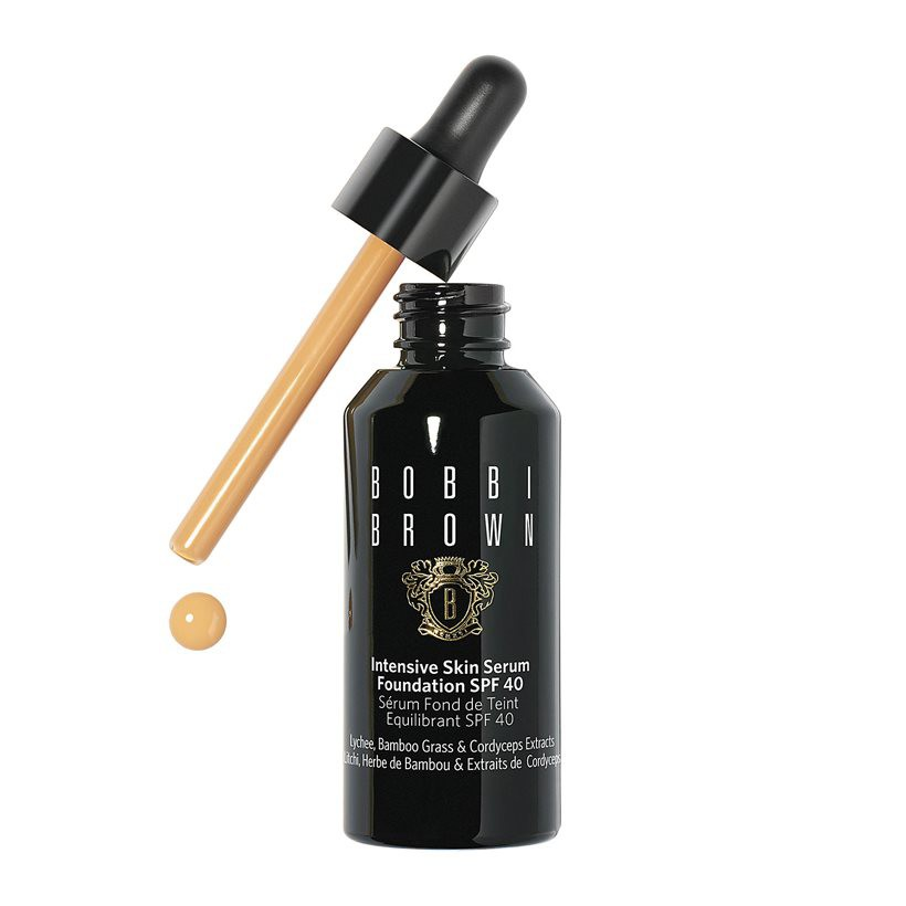 Kem nền Serum Bobbi Brown Intensive Skin Serum Foundation SPF40 PA+++ #Natural (4) 30ml