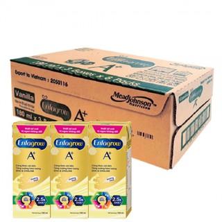Sữa Enfagrow A+ 4 360 Brain Plus pha sẵn (1 thùng 24 hộp Mẫu Mới )