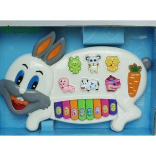 Đàn piano hình Thỏ , voi