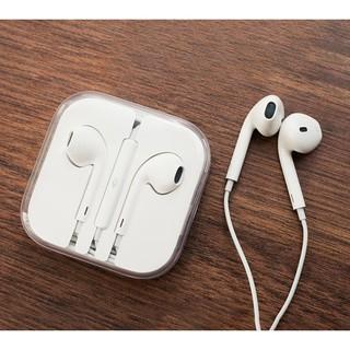 Tai nghe nhét tai dành cho Iphone 5 6 và Samsung Jack cắm 3.5mm thumbnail