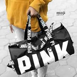 Túi Du Lịch – Thể Thao PINK PINK màu đen