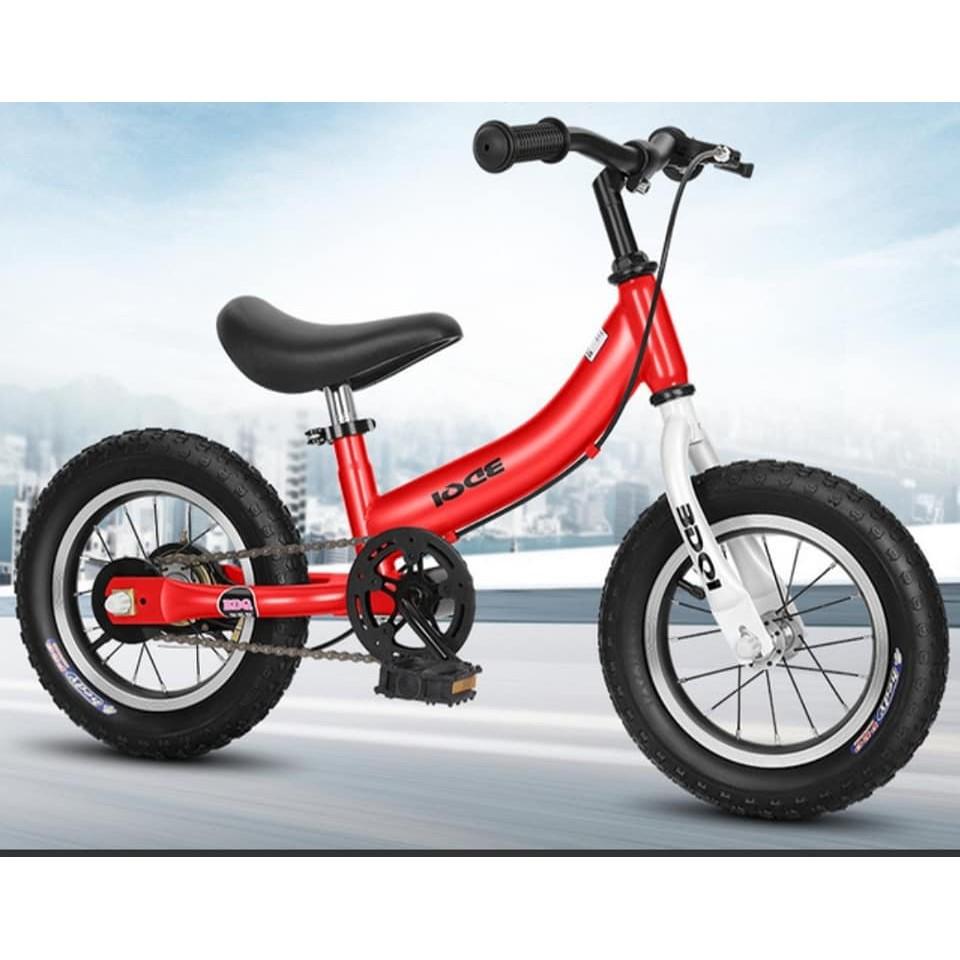 xe thăng bằng 2in1 tích hợp bàn đạp