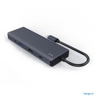 Cổng chuyển USB-C HUB 9 in 1 JCPAL LINX