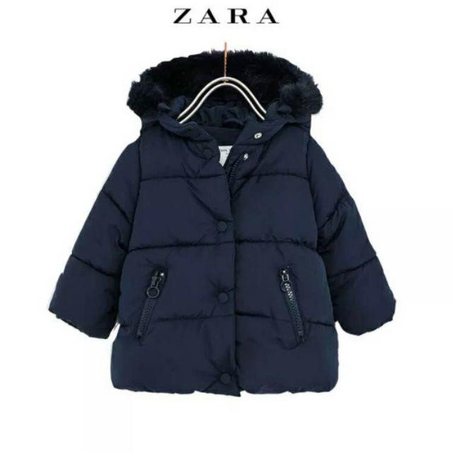 Áo phao ZARA 3 màu