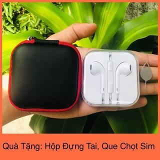 [CHÍNH HÃNG] Tai Nghe iPhone 6 / 6s Plus Zin Máy NEW 100% - Tặng Kèm Hộp Đựng Cao Cấp + Que Chọt Sim Chính Hãng