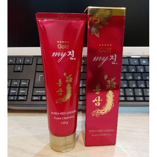 Sữa rửa mặt sâm đỏ Hàn Quốc thumbnail