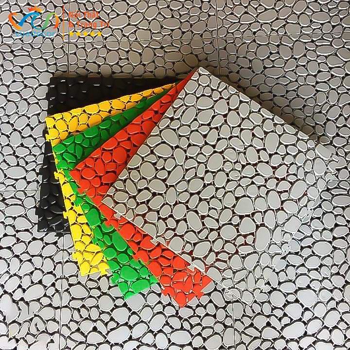 Tấm Nhựa Lót Sàn Kháng Khuẩn Chống Trơn Trượt, Tạo Không Gian Sạch Sẽ Thoáng Mát, An Toàn Cho Trẻ Nhỏ
