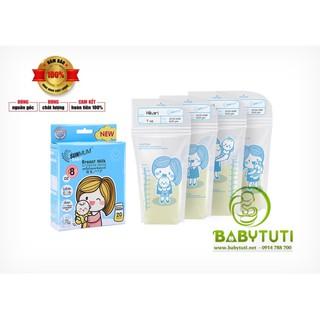 [Chính hãng] [Nguyên tem] Túi Trữ sữa Sunmum Thailand