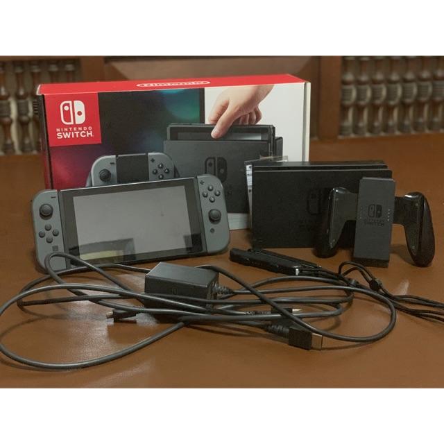 Nintendo Switch + Pokemon Len's go มือสอง