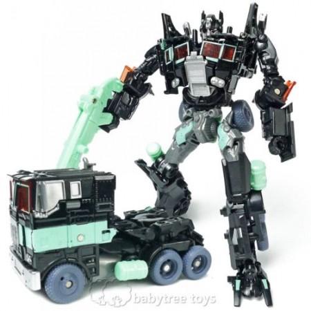 Xe Biến Hình Rô Bốt Transformers Deformation Cực Ngầu