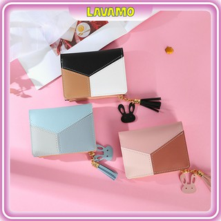 Ví nữ đẹp giá rẻ cầm tay mini nhiều ngăn thời trang cao cấp nhỏ gọn dễ thương VD131 thumbnail
