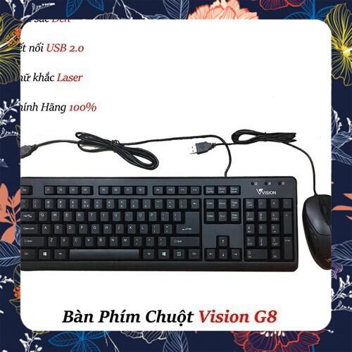 [F⚡️ASH SALE] Combo bàn Phím + Chuột ik6630 Giá chỉ 355.000₫