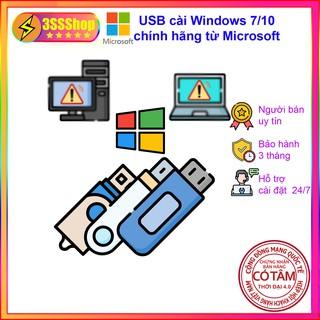 USB cài Win 7 Win 10 chính hãng đã qua sử dụng