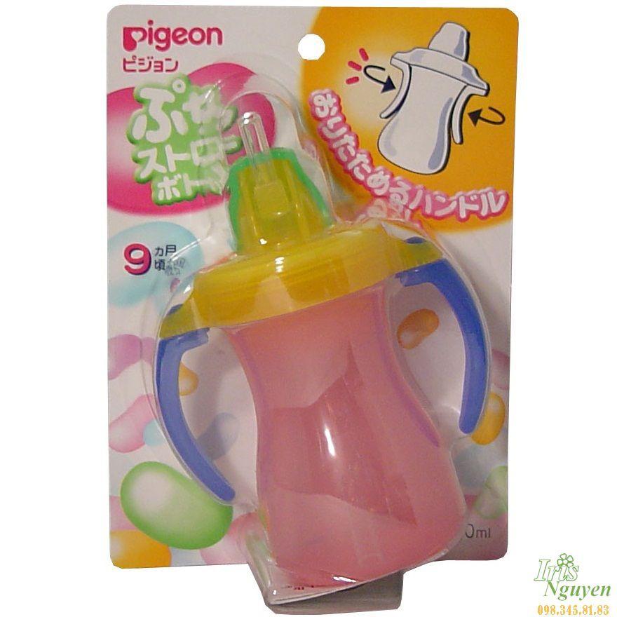 Bình tập uống Pigeon 150ml hàng nội địa Nhật - 2866872 , 769558779 , 322_769558779 , 239000 , Binh-tap-uong-Pigeon-150ml-hang-noi-dia-Nhat-322_769558779 , shopee.vn , Bình tập uống Pigeon 150ml hàng nội địa Nhật