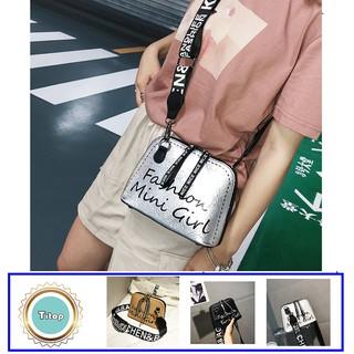 TITOP [001] Túi xách đeo chéo thời trang nữ MINI GIRL mẫu mới hot