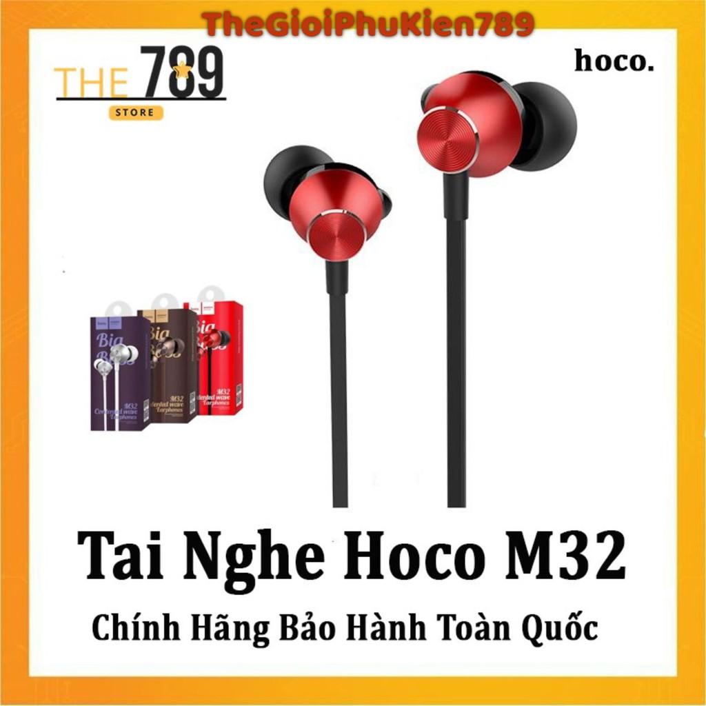 TAI NGHE HOCO M32 3.5mm ÂM THANH NỔI - CHÍNH HÃNG BẢO HÀNH TOÀN QUỐC