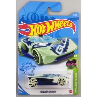 Xe mô hình Hot Wheels XGR HW Warp Speeder