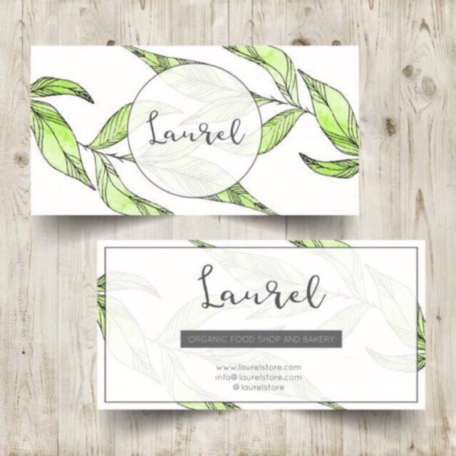 Thiết kế & In ấn danh thiếp (name-card/ card visit)