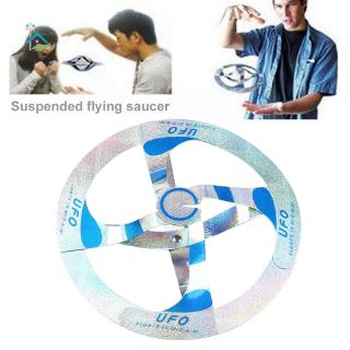 NU Mystery UFO Floating Flying Disk Saucer Magic Trick Show Cool Toy .vn