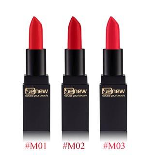 (Dòng Son Mới) Son lì lâu trôi Benew Deluxe Matte Lipstick 3.5g