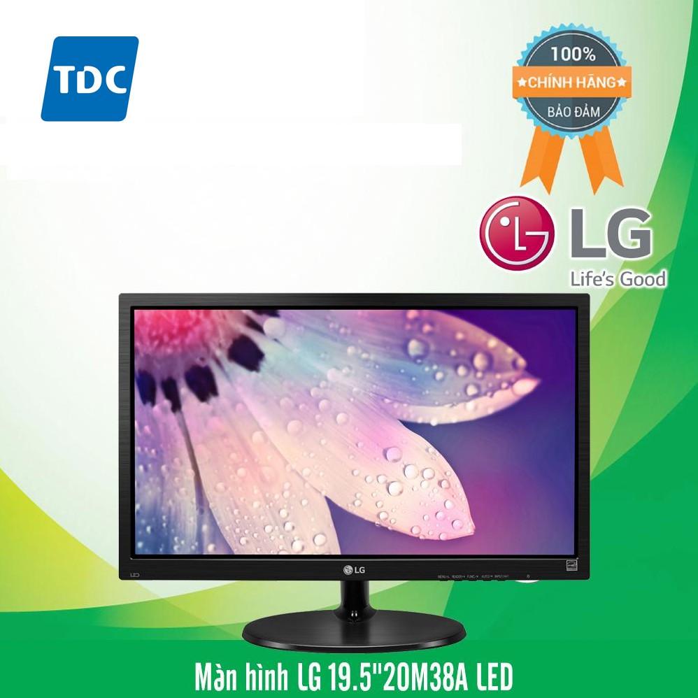 Màn hình máy vi tính , cho máy tính để bàn LG 20 inch mới 100% FULL BOX    Bảo hành 36 tháng