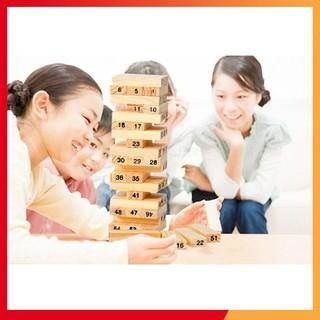 [GIÁ SỈ] Bộ đồ chơi rút gỗ sáng tạo
