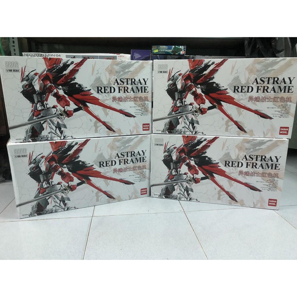 Mô hình lắp ráp Gundam Daban Astray Red Frame Ver MB (Flight Unit) - 3182623 , 1272140528 , 322_1272140528 , 730000 , Mo-hinh-lap-rap-Gundam-Daban-Astray-Red-Frame-Ver-MB-Flight-Unit-322_1272140528 , shopee.vn , Mô hình lắp ráp Gundam Daban Astray Red Frame Ver MB (Flight Unit)