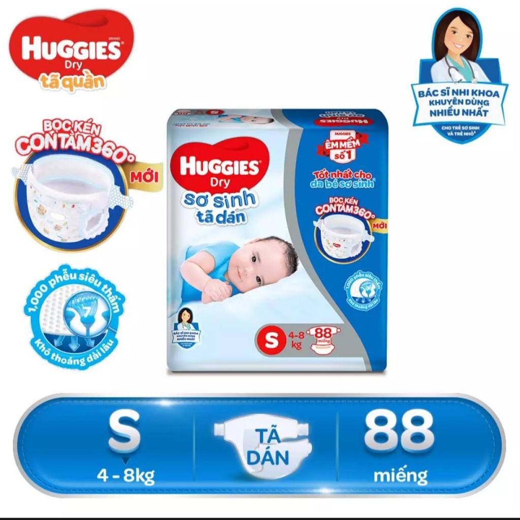 ta-dan-so-sinh-huggies-s88-moi-4kg8kg--goi-88-mieng-bao-bi-moi