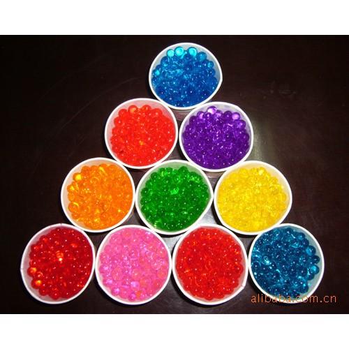 Sản phẩm 10000 viên loại 1 màu hạt nhựa thần kỳ nở trong nước dùng trang trí mã WCJ37 W202_u