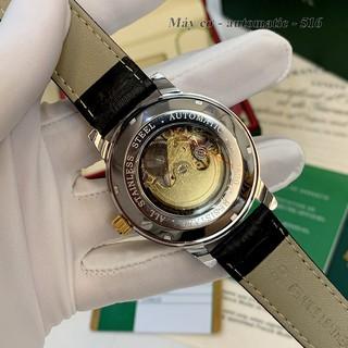 [Máy cơ-automatic] Đồng hồ nam Ro máy cơ - mặt 42 mm hàng cao cấp Ro_collections - bảo hành 12th ngochangshop