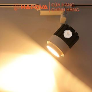 Đèn rọi ray COB 20w trang trí cửa hàng, shop quần áo, giầy dép DR 03,... BH 2 năm HAPOVA