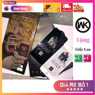 Kính cường lực KingKong iphone Full Màn 6plus 7plus 8 8plus x xs xs max 11 12 pro 11 promax ip12 promax thumbnail