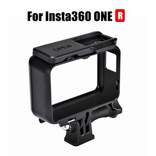 New Insta 360 One R Protective Case Border Frame For Insta360 ONE R 4K Dual-Lens 360 1-Inch Edition Mounting Bracket Accessories【oy】