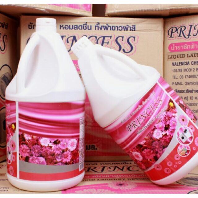 Nước giặt princess Thái