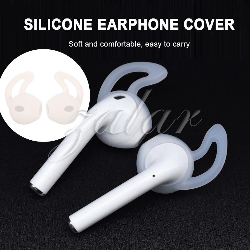 Cặp nút bọc tai nghe móc có chống trượt bằng silicone