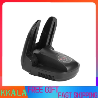 Kkala Intelligent Electric Shoe Dryer Timing Telescopic Deodorizing Drying Machine 110-240V
