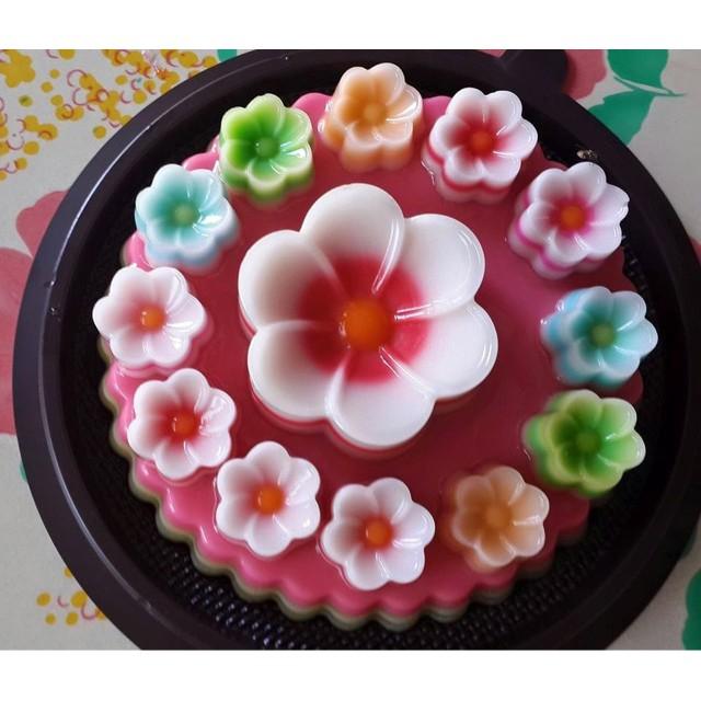 Set khuôn silicon hoa sứ lớn nhỏ làm socola thạch kẹo rau câu Thái 3cm 5cm - 2695404 , 772635124 , 322_772635124 , 25000 , Set-khuon-silicon-hoa-su-lon-nho-lam-socola-thach-keo-rau-cau-Thai-3cm-5cm-322_772635124 , shopee.vn , Set khuôn silicon hoa sứ lớn nhỏ làm socola thạch kẹo rau câu Thái 3cm 5cm