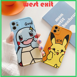 cartoon Pokémon Pikachu imd phone case for iPhone7/8/9 7plus/8plus x/xs xsmax 11 11pro 11promax SE2