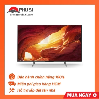 [GIAO HCM] Android Tivi Sony 4K 43 inch KD-43X8500H - 43X8500H thumbnail