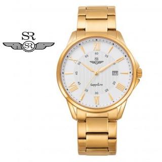 Đồng hồ nam chính hãng SR WATCH SG3006.1402CV mặt tròn màu vàng tinh tế Chính hãng 12 tháng toàn quốc thumbnail