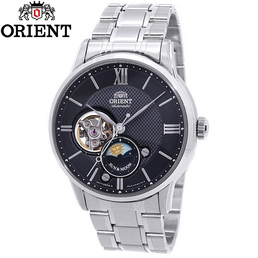 Đồng hồ nam Orient Sun and Moon Gen 4 RA-AS0002B00B