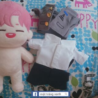Outfit 101 wanna one doll 20cm
